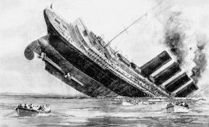 Titanic, Historicon
